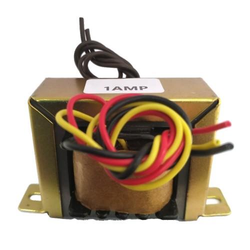 Transformador 9+9V 1A - Entrada 110/220VAC