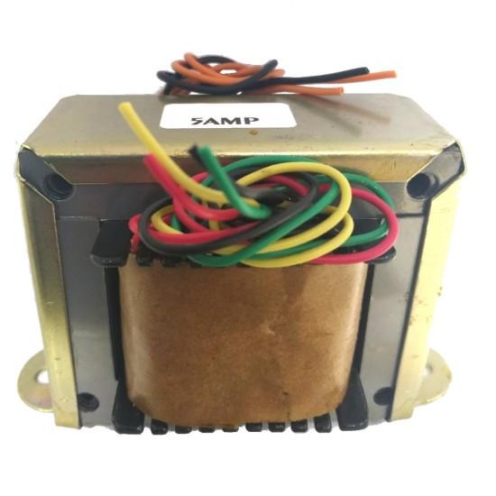 Transformador 12V 5A - Entrada 110/220VAC