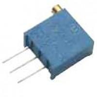 Trimpot Multivoltas 3296X 200K Ohms (200K/204) 25 Voltas