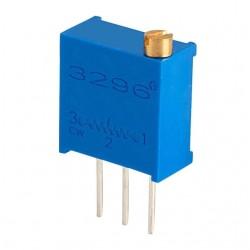 Trimpot Multivoltas 3296W 200K Ohms (200K/204) 25 Voltas