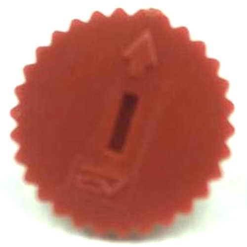 Eixo Para Trimpot 10mm Modelo CA9 002 Encaixe Sextavado