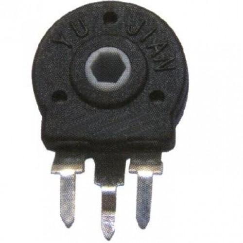 Trimpot PT10-1-M2,5 500R Vertical